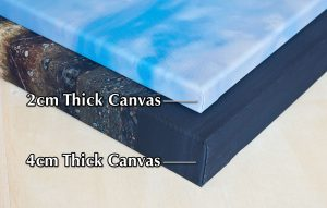 Canvas Thickness