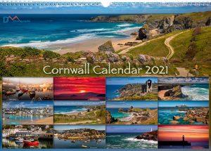 Cornwall Calendar Front 2021