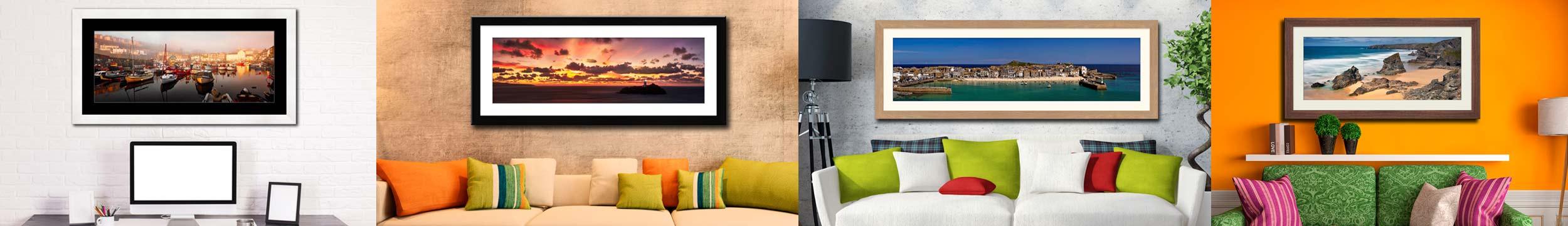 Cornwall Framed Prints Header
