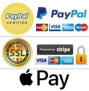 Paypal Stripe Logo
