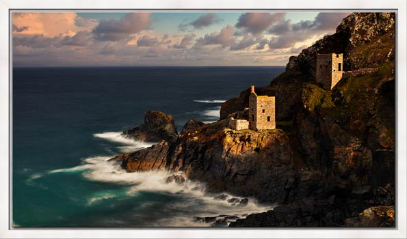 Botallack in the Sunshine - Modern Print