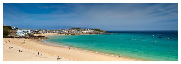 St Ives Bay Porthminster Beach - Prints of Cornwall