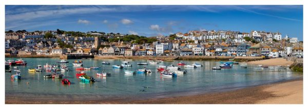 St Ives Harbour Morning - Prints of Cornwall