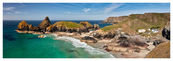 Kynance Cove and Cafe - Prints of Cornwall