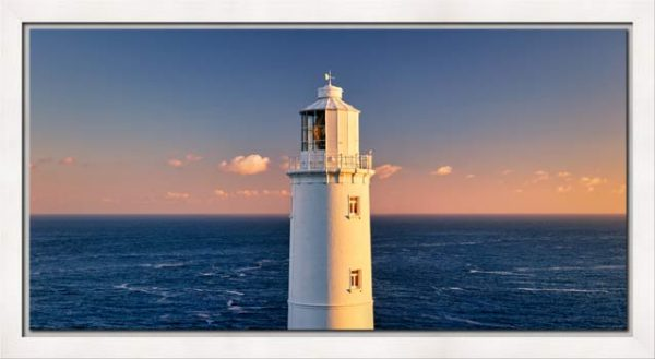 Trevose Head Lighthouse - Modern Print